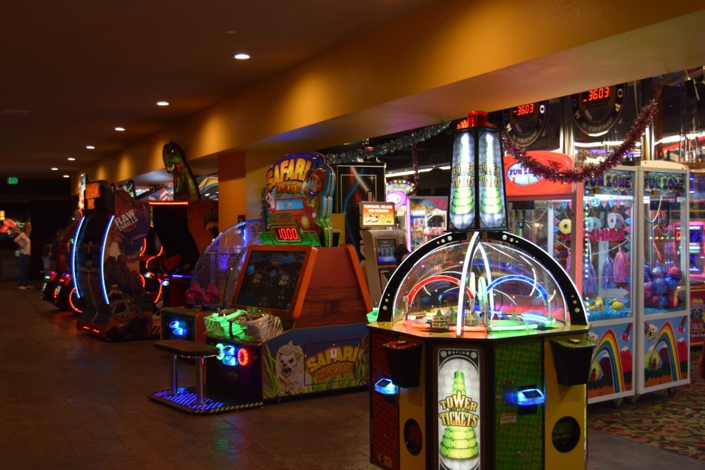 Great Wolf Lodge Anaheim Arcade