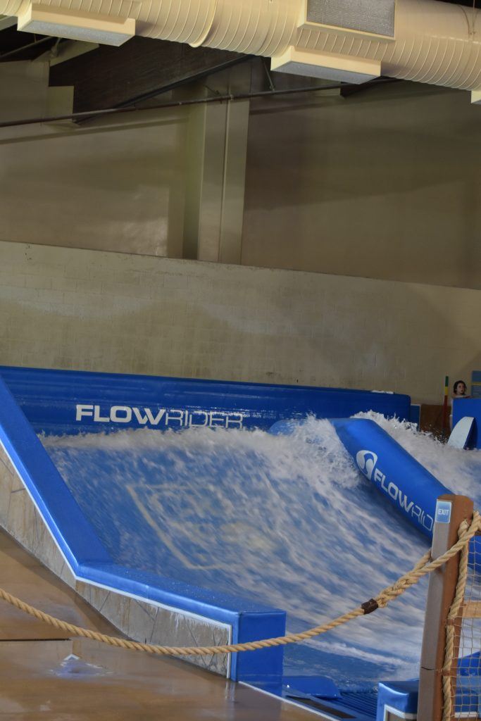 Great Wolf Lodge Anaheim Flow Rider