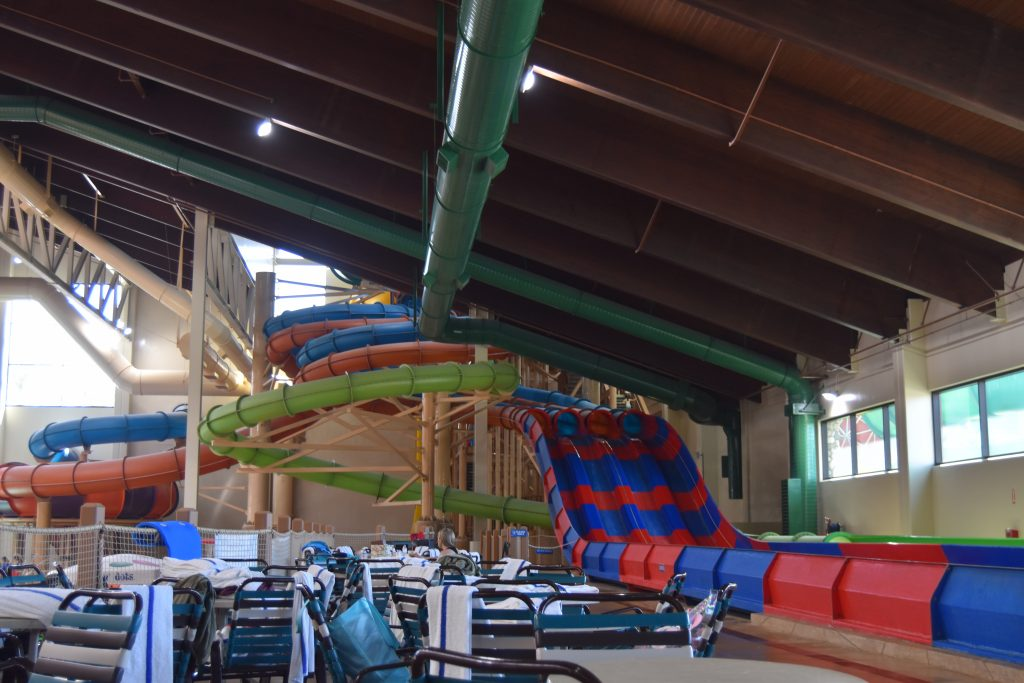 Great Wolf Lodge Anaheim Water Slides