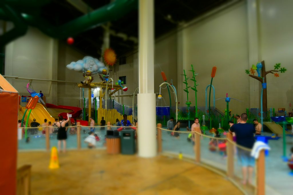 Great Wolf Lodge Anaheim Toddler Area