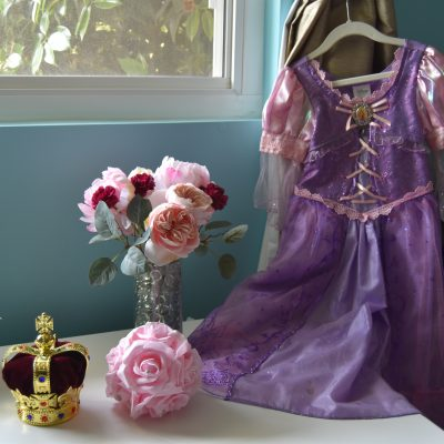 The Royal Wedding, Princess Dress