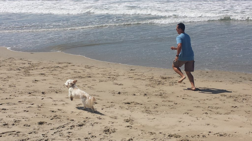 Jackson running