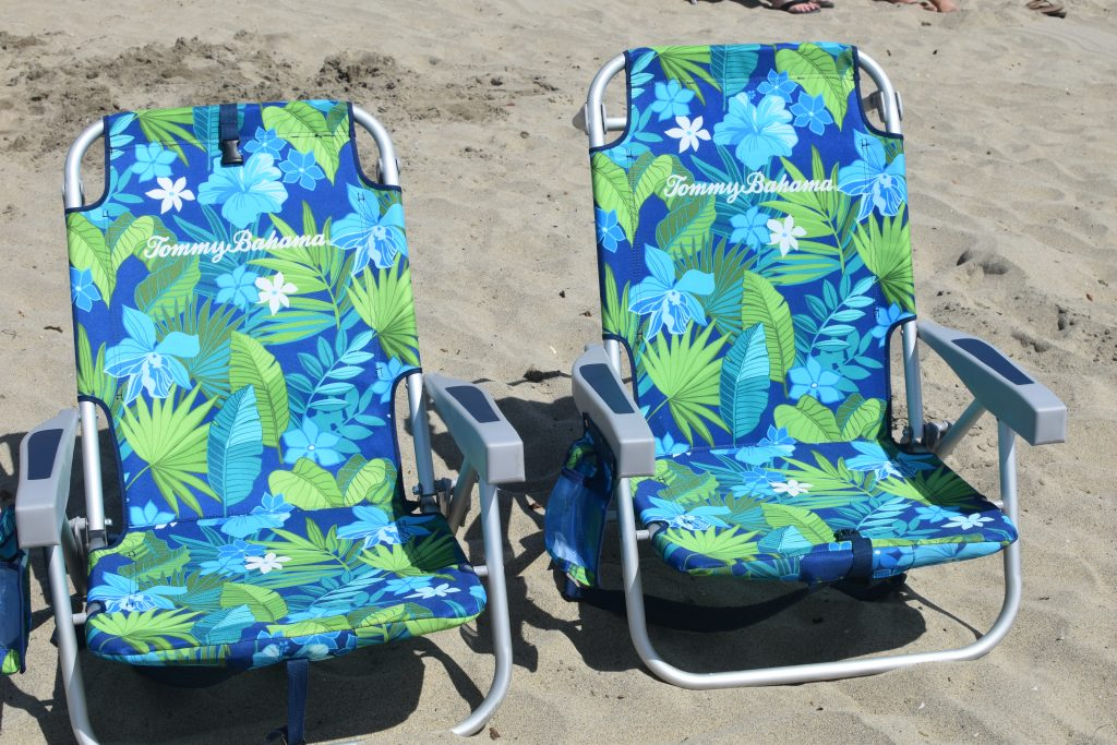 Must-have beach item-Tommy Bahama Beach Chair