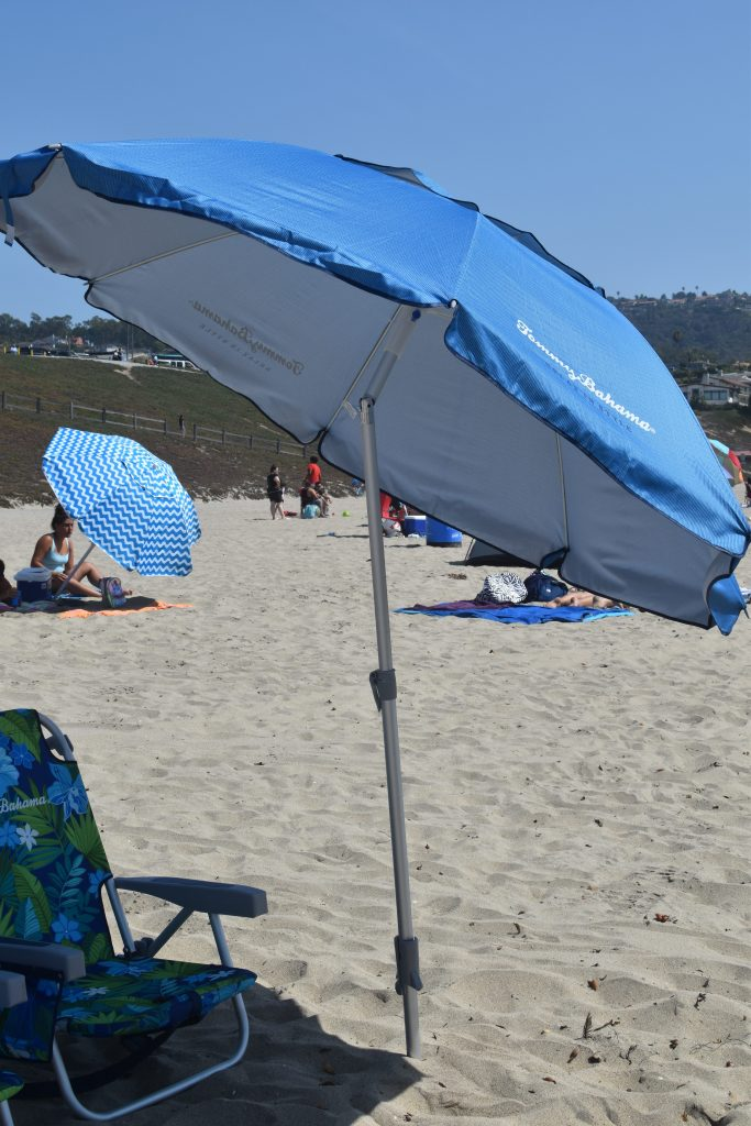 Must-have beach item-Tommy Bahama beach umbrella
