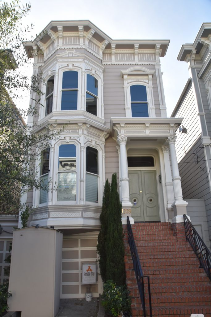 Full House Home in San Francisco