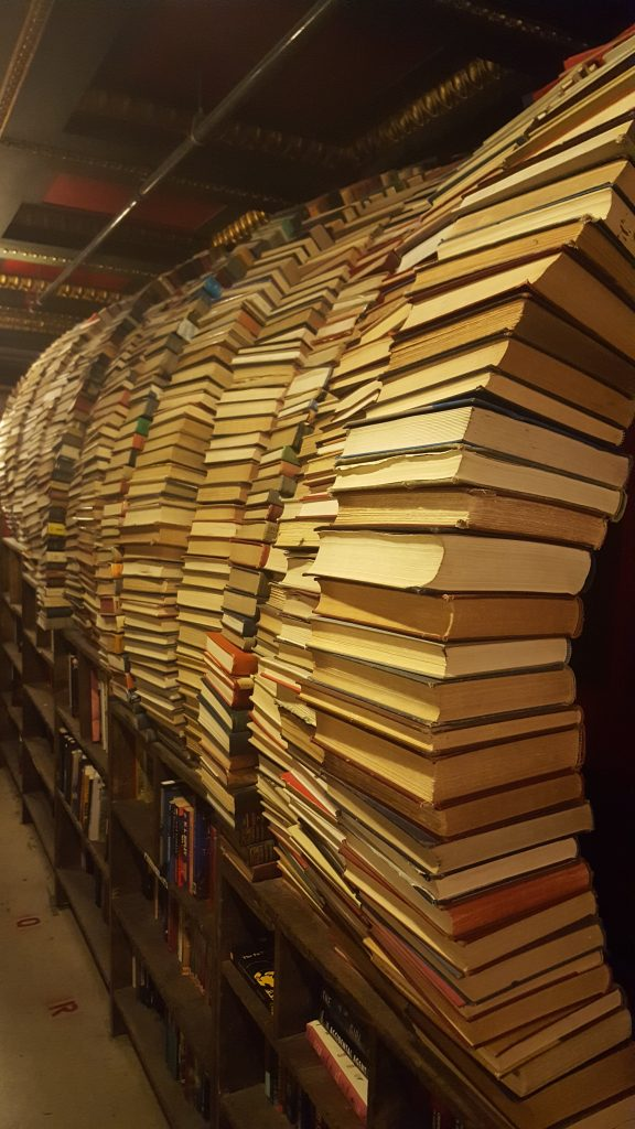 Book Tunnel At The Last Book Store  SoCal Day Trip Downtown LA ...