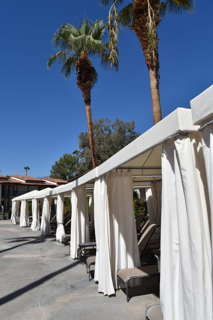 Omni Rancho Las Palmas-Cabanas by the pool