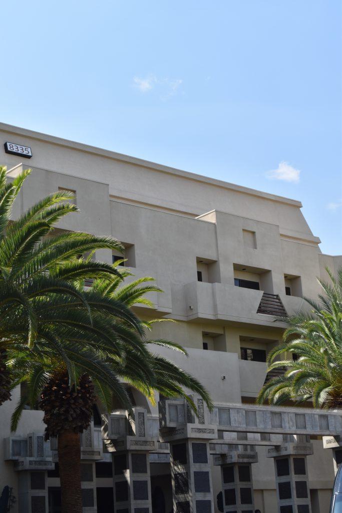 Cancun Resort Vegas Lobby Entrance
