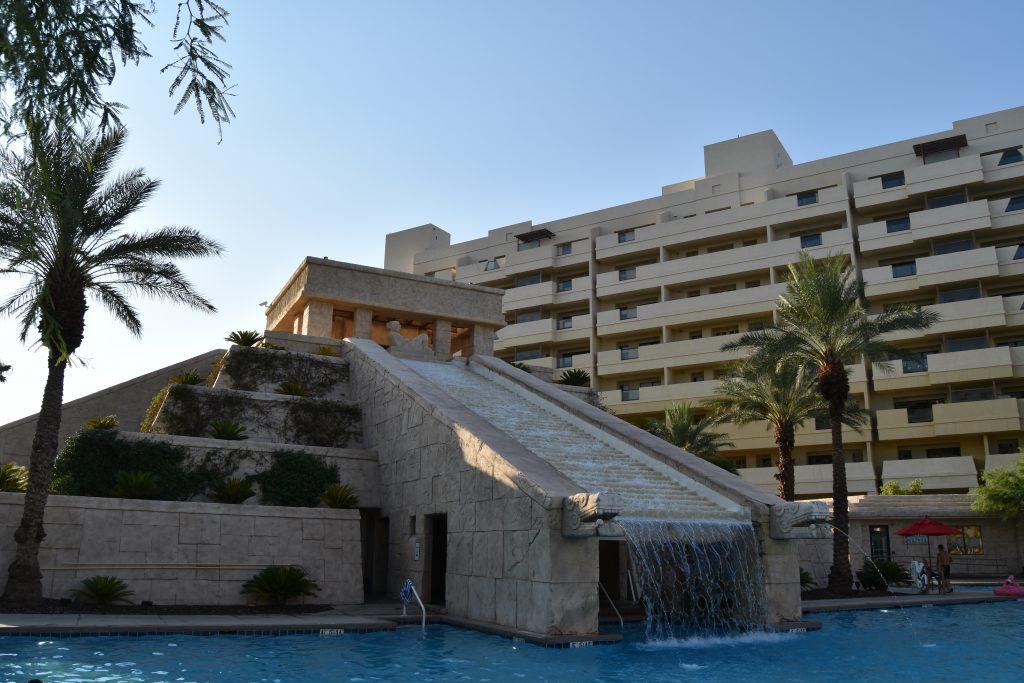 cancun vegas resort main pool