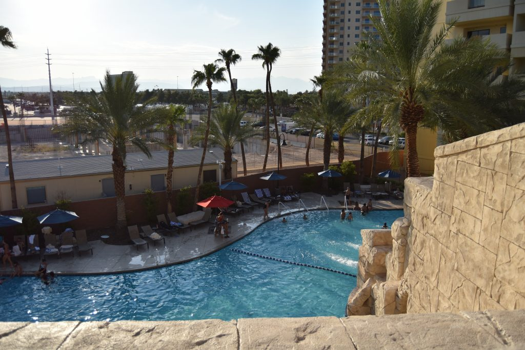 Cancun vegas resort Pool with slides