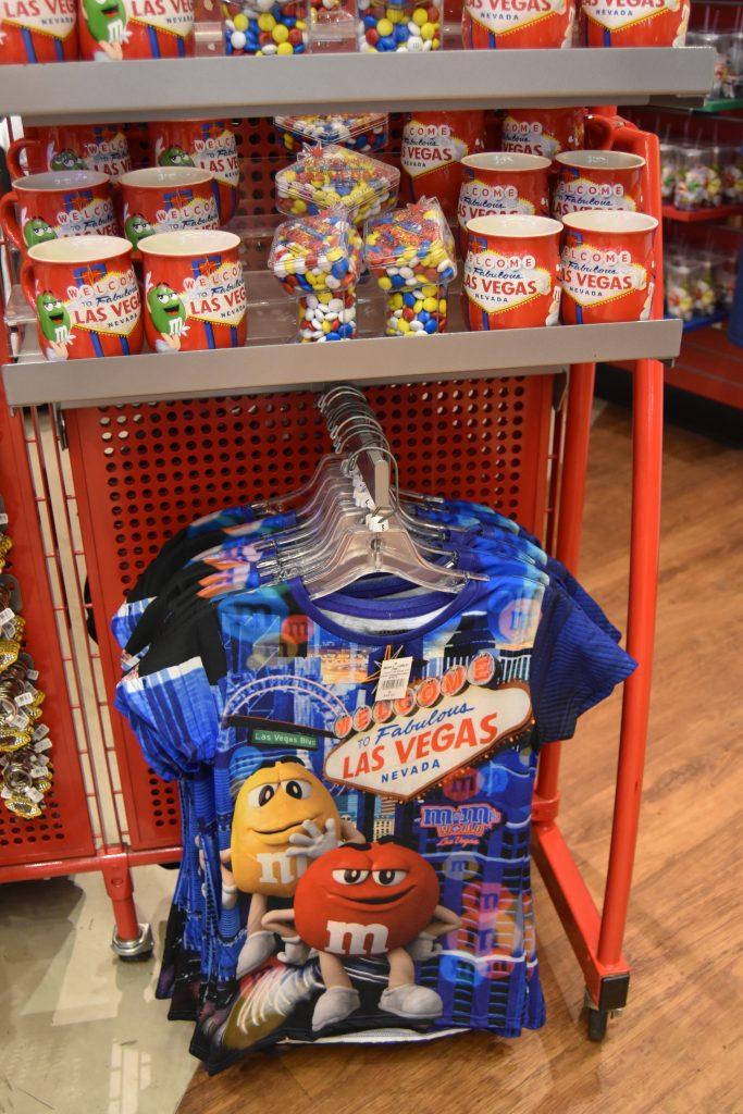 M&M World Merchandise
