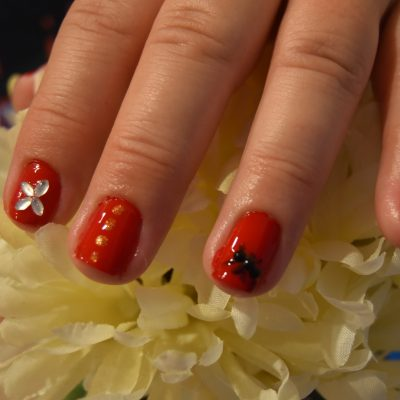 Ant-Man and The Wasp Easy DIY Manicure