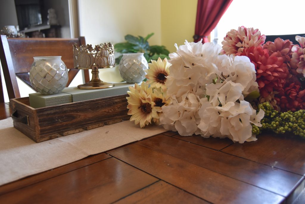 Easy DIY Fall Centerpiece-Supplies for DIY Fall Centerpiece project