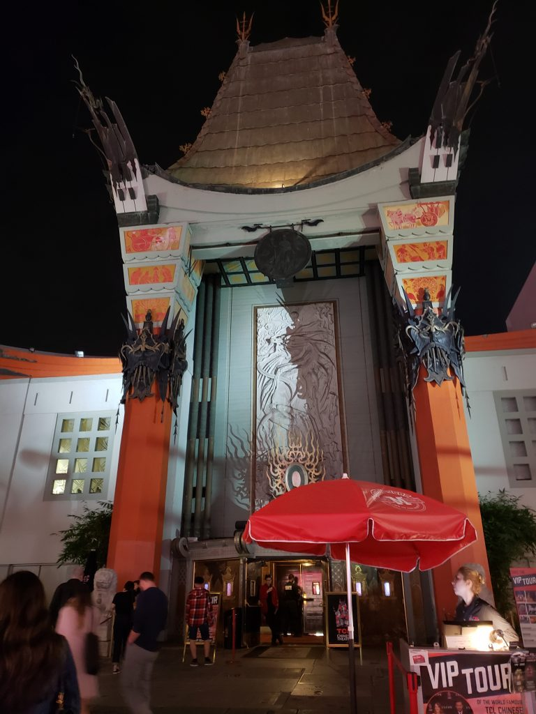 Grauman's Chinese Theater- Hollywood Museum of Illusions