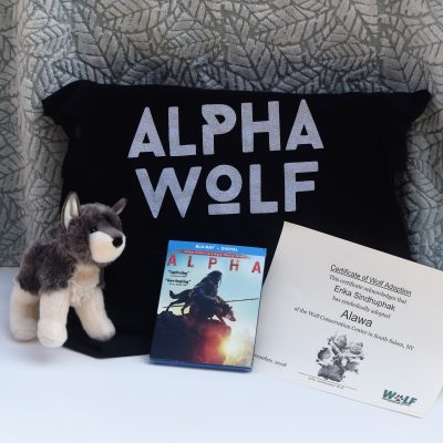ALPHA Sony Pictures Home Entertainment Blu-ray and DVD Release November 13th