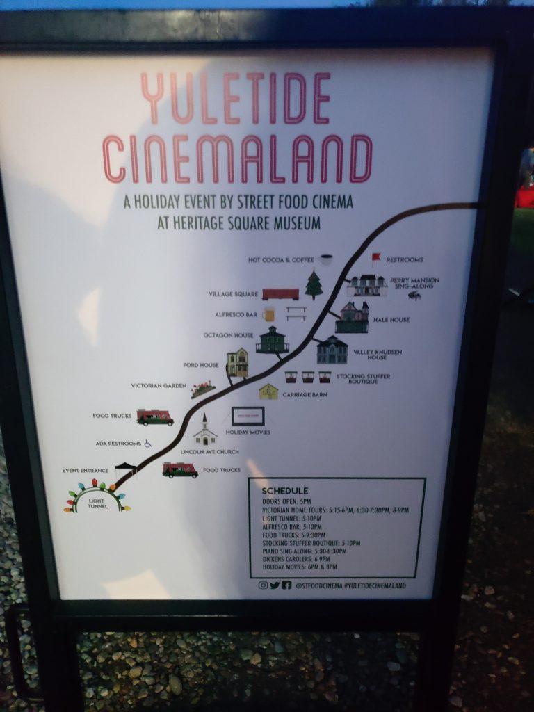 Heritage Museum Yuletide Cinema