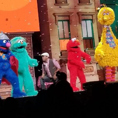Sesame Street Live! Let's Party: A Parent's Perspective