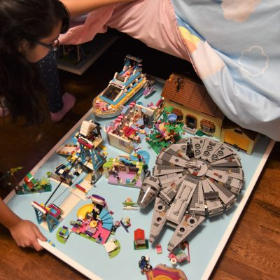LEGO Set Storage DIY for Frustrated Parents