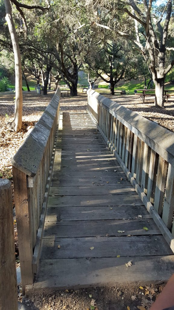 Bridge at Hans Christian Anderson Park-Solvang Danish Village: Is It Worth It?