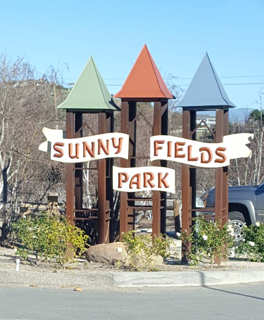 Sunny Fields Park Entrance-Solvang Danish Village: Is It Worth It?