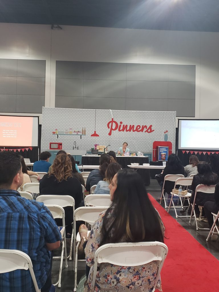 Freezer meal class at California Pinners Conference and Expo: Thoughts and Tips