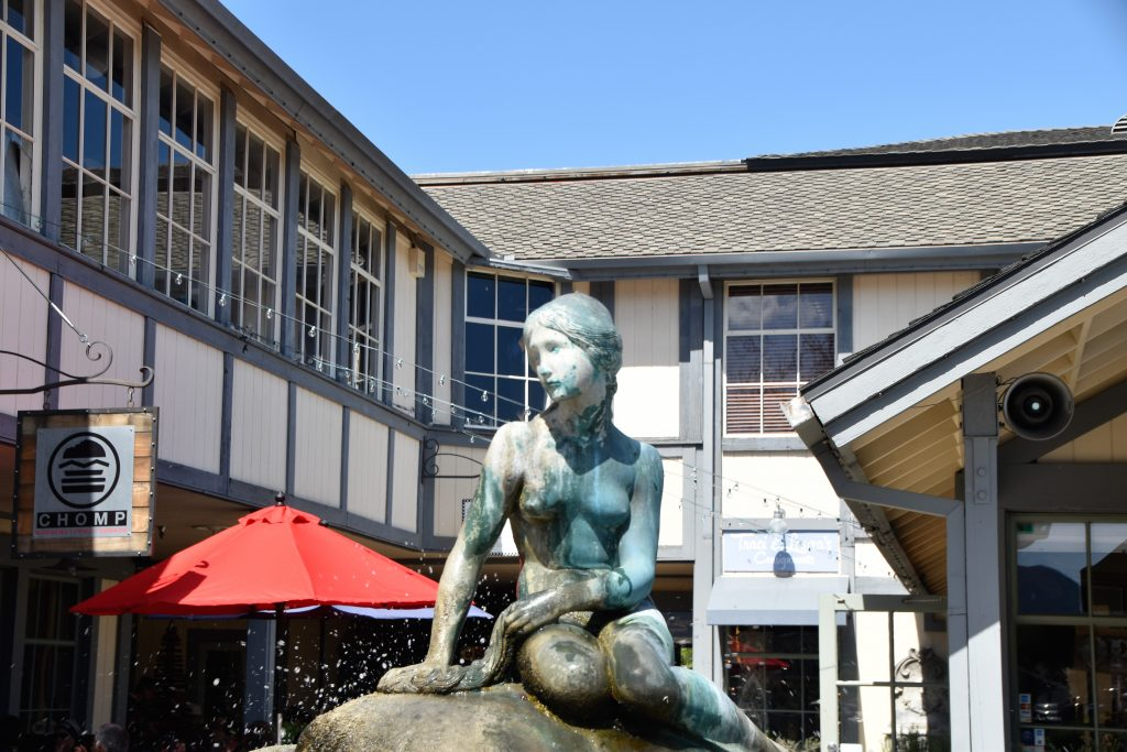 Little Mermaid Statue at Solvang-Solvang Danish Village: Is It Worth It?, Instagram Worthy Photo Opps In Solvang