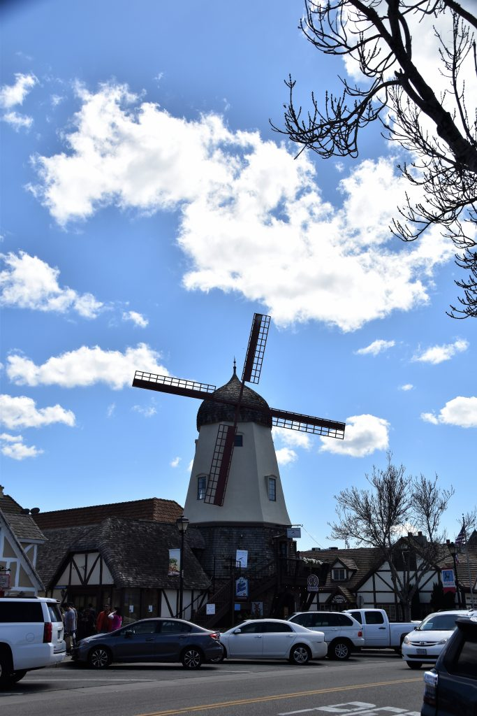 Windmill in Solvang-Solvang Danish Village: Is It Worth It?