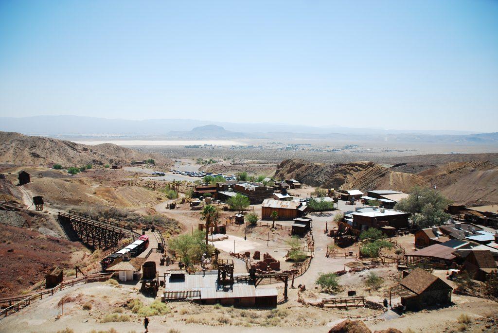 Calico Las Vegas road trip stop