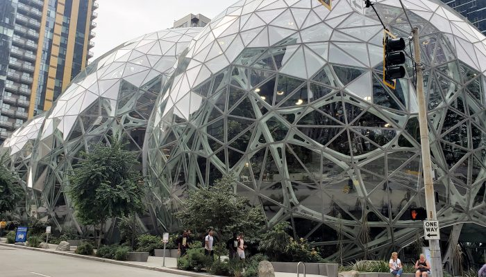 The Spheres: A Seattle Must see!