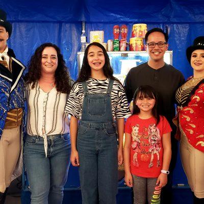 Circus Vargas: Not Your Mama's Circus!