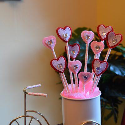 Valentine Heart Cruiser DIY