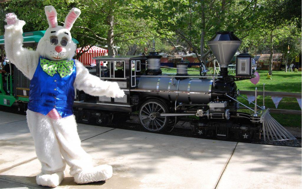 Get Egg-cited for the Irvine Park Railroad Eggstravaganza!