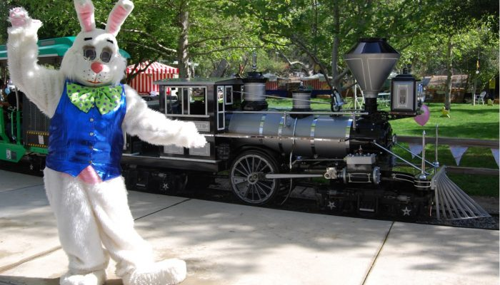 Irvine Park Railroad Eggstravaganza: Get Egg-cited!