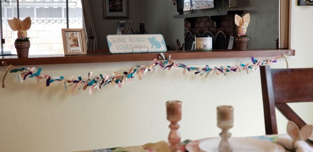 Easy DIY Easter Decor