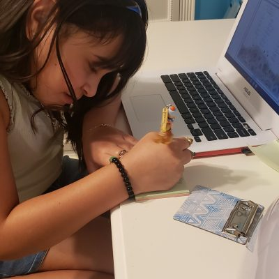 NH Tutor: A Parent's Helping Hand during Online Learning
