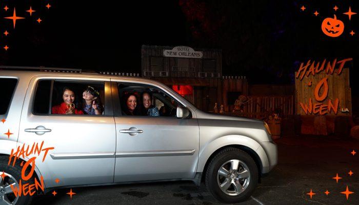 Hauntoween LA: A Safe Halloween Adventure