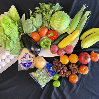 Keep your Family Nourished with Doorstep Produce