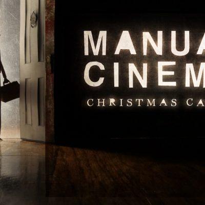 The Soraya In Your Home!: Manual Cinema's Christmas Carol