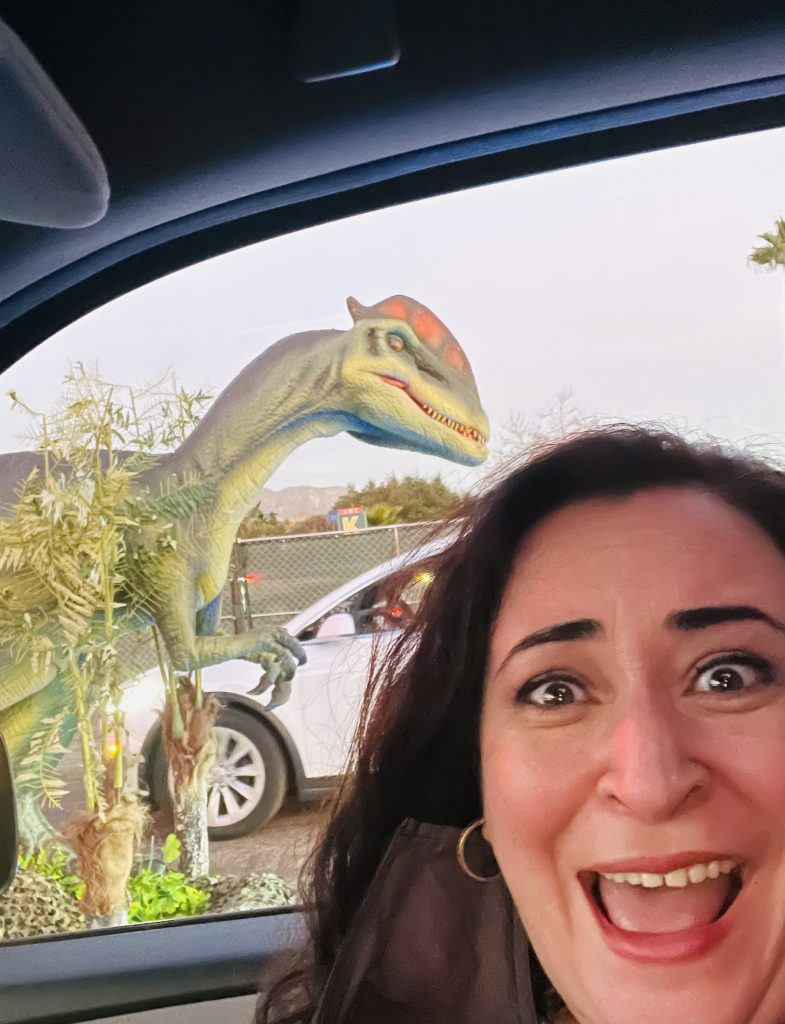 The Most Dino-Mite Drive-Thru of 2021!