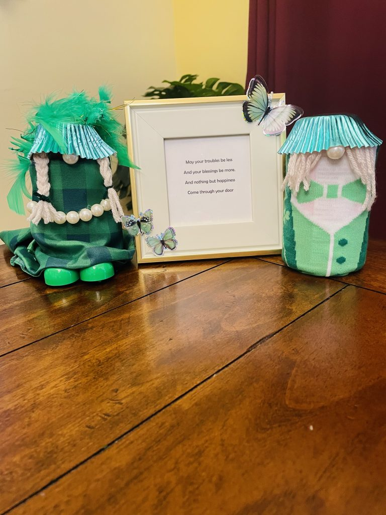 Pick your project!: St. Patrick's Day Crafts