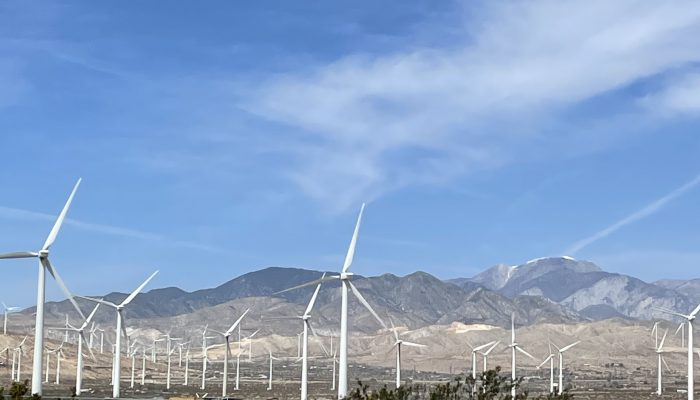 How to See the Windmills in Palm Springs!