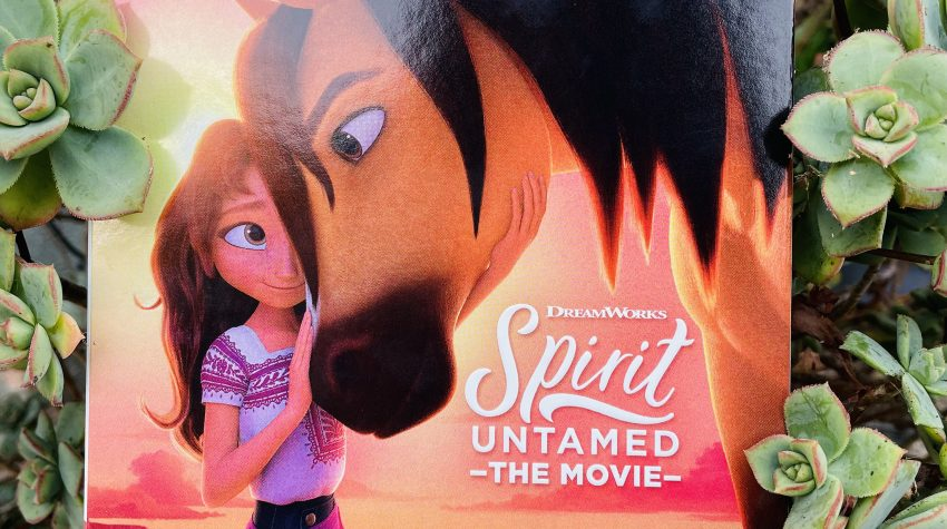 Spirit Untamed Coloring Pages and Giveaway!