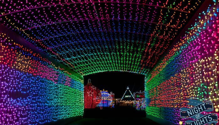 Night of Lights OC Returns to the SoCal
